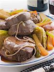 Fillet of Beef a la Ficelle