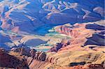 Colorado river, Grand Canyon, USA