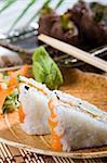 japanese sushi sandwich