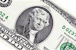 Thomas Jefferson on 2 Dollar Banknote