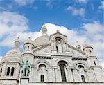 Sacre Ceure cathedral, Paris