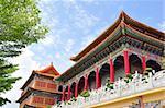 chinese temple in Thailand (wat nang lui yee2, dragon2)