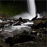 La fortuna waterfall. Costa Rica