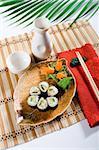 japanese food - sushi meal