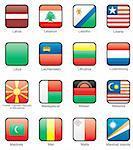 Latvia, Lebanon, Lesotho, Liberia, Libya, Liechtenstein, Lithuania, Luxemburg, Macedonia, Madagascar, Malawi, Malaysia, Maldives, Mali, Malta, Marshall Islands