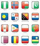 Nigeria, Norway, Oman, Pakistan, Palau, Panama, Papua New Guinea, Paraguay, Peru, Philippines, Poland,  Portugal, Qatar, Romania, Russia, Rwanda