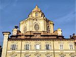 The church of San Lorenzo, Turin, Italy - high dynamic range HDR