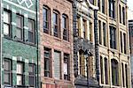 Paysage urbain, Halifax, Nouvelle-Écosse, Canada