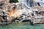 Ruins in Kekova, Antalya region, Turkey