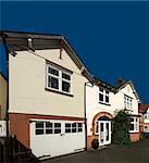 detached house exterior view