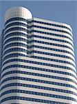 Skyscraper in Toronto, Canada