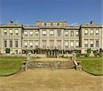 Ragley hall Warwickshire The Midlands England UK