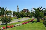 Hagia Sophia mosque, Istanbul, Turkey