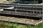 Waste Water Treatment ponds - sewage