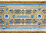 An image of a beautiful moorish texture