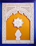 traditional arabic decor pattern