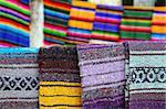 beautiful serape mexican blanket colorful pattern