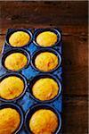 Maisbrot-Muffins