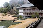 Temple Kencho-ji Kamakura, Japon