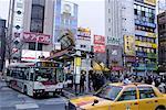 Japan, Tokyo, Nakano, shopping arcades