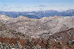 Japan, Hakone, mountains
