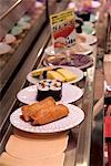 Japan, Tokyo, Tsukiji, sushi bar