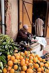 Morocco, Taroudant, souk