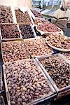 Maroc, Taroudant, souk, date