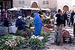 Morocco, Taroudant, market