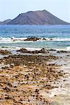 Spanien, Kanarische Inseln, natürlichen Park von Corralejo