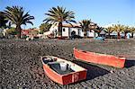 Spain, Canary islands, La Lajita