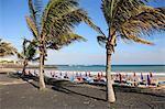 Spanien, Kanarische Inseln, Lanzarote, Costa Teguise