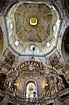 Église de Saint Nicolas carré, République tchèque, Prague, staromestske