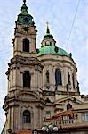 Czech Republic, Prague, Saint Nicolas church