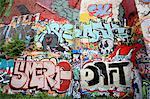 Belgium, Antwerp, graffitis