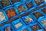 Dried Natural Medicine at Chinese Market