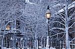 King's Chapel Cemetery, Tremont Street, Boston, Massachusetts, USA