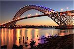 Bayonne Bridge, New Jersey