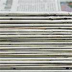 Piles de journaux