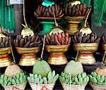 Banane offrandes au Bouddha