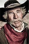 Westlichen Portraits