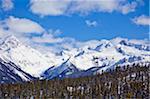Blackcomb Mountain, Whistler, BC, Kanada