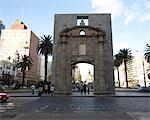 Plaza Independencia, Montevideo
