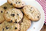 Fresh Baked Oatmeal Raisin Cookies