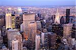 Midtown and Upper East Manhattan, New York