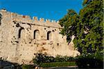 Diocletian's Palace, Split, Dalmatia, Croatia