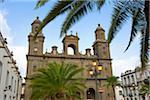 Kanarische Inseln, Gran Canaria, Las Palmas, Santa Ana Kathedrale