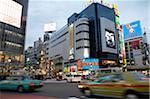 Busy City Street, Japan