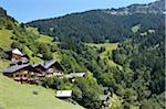 Beaufort-sur-Doron, Beaufortain, Haute-Savoie, France