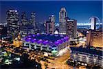 Suntec City, Marina Centre, Singapour